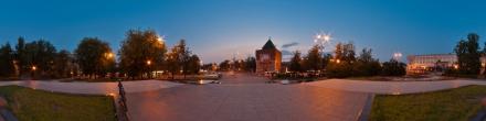 Панорама нижегородской области
